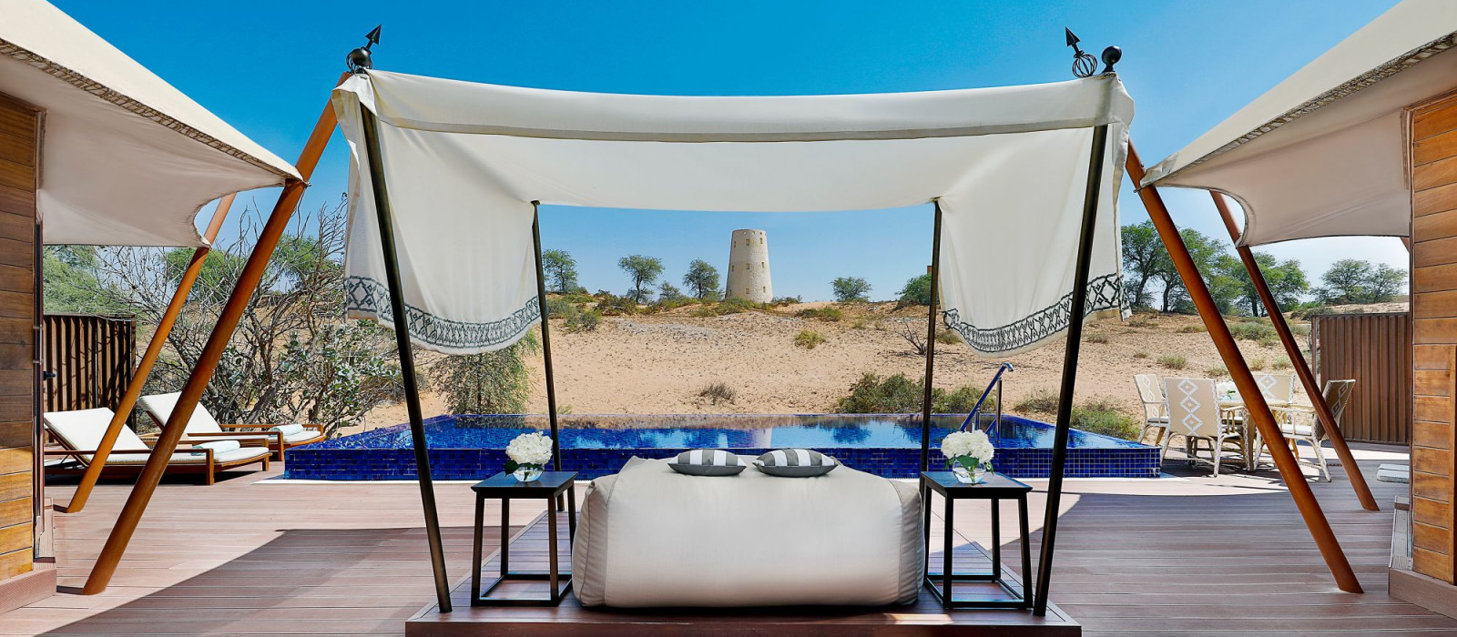 Hotel The Ritz-Carlton Ras Al Khaimah, Al Wadi Desert United Arab Emirates