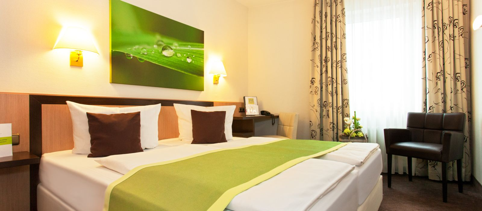 Hotel Favored  Domicil Frankfurt Germany