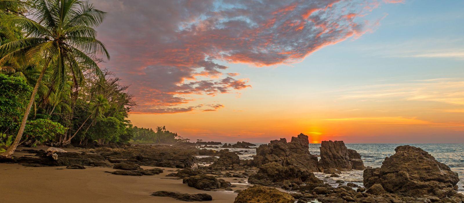 Reiseziel Halbinsel Osa Costa Rica