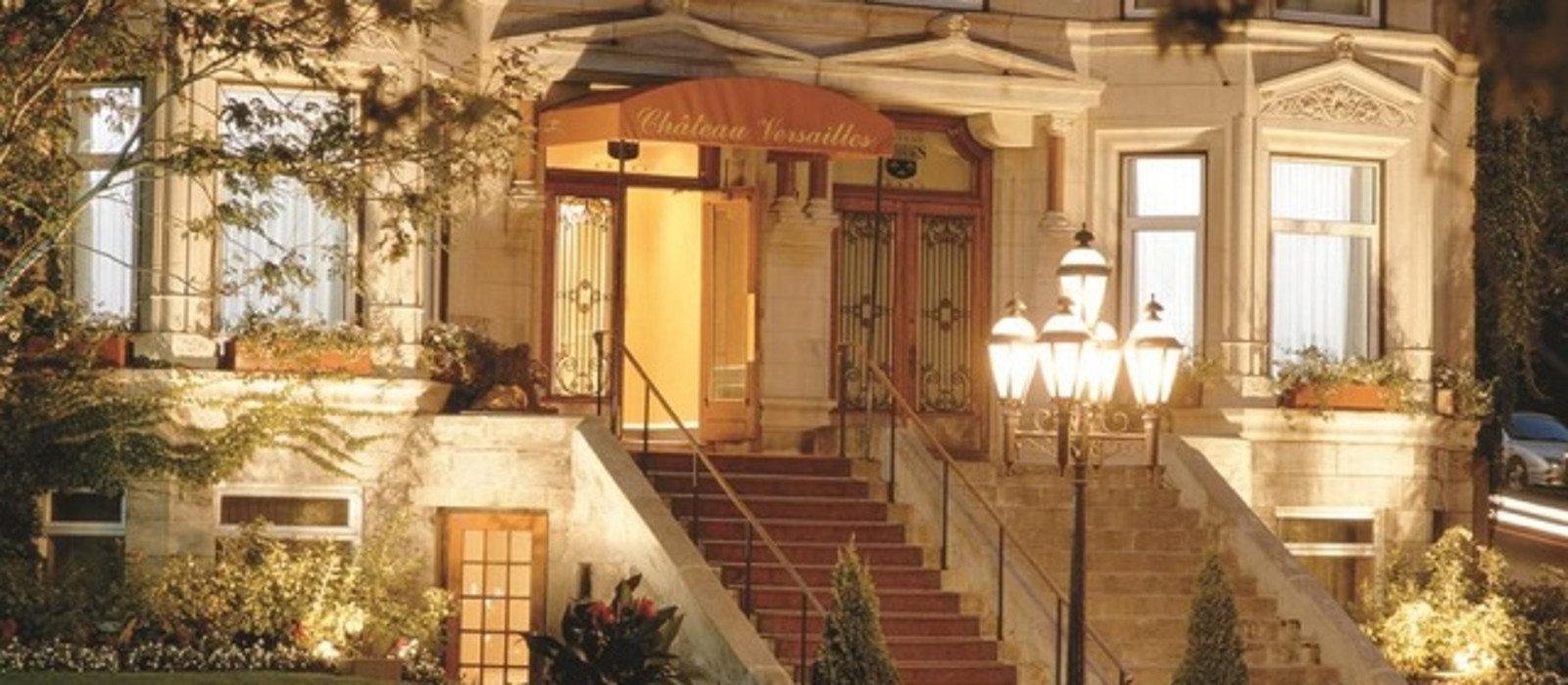 Hotel Chateau Versailles Canada