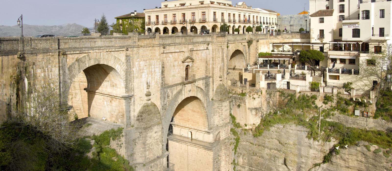 Hotel Parador de Ronda Spain