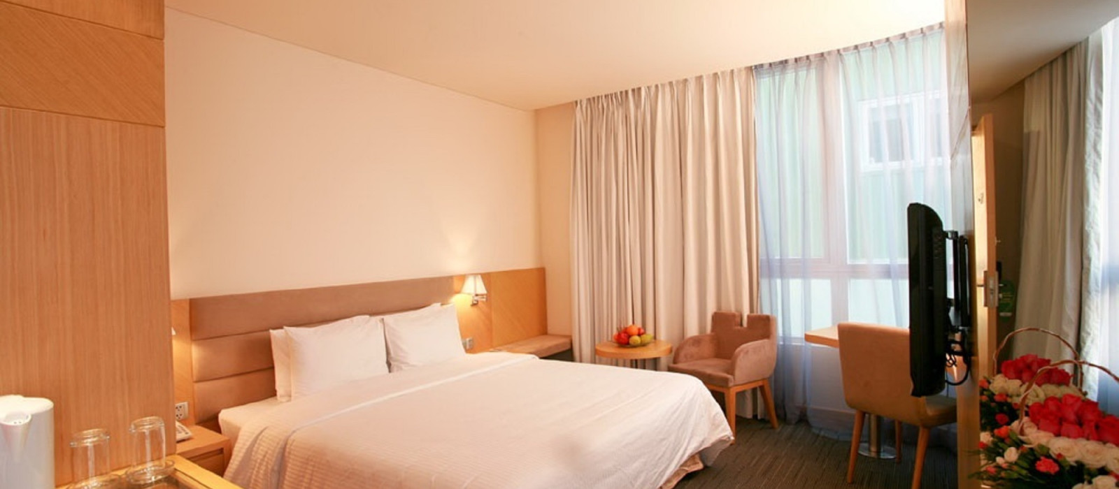 Hotel Liberty Central Saigon Riverside  Vietnam