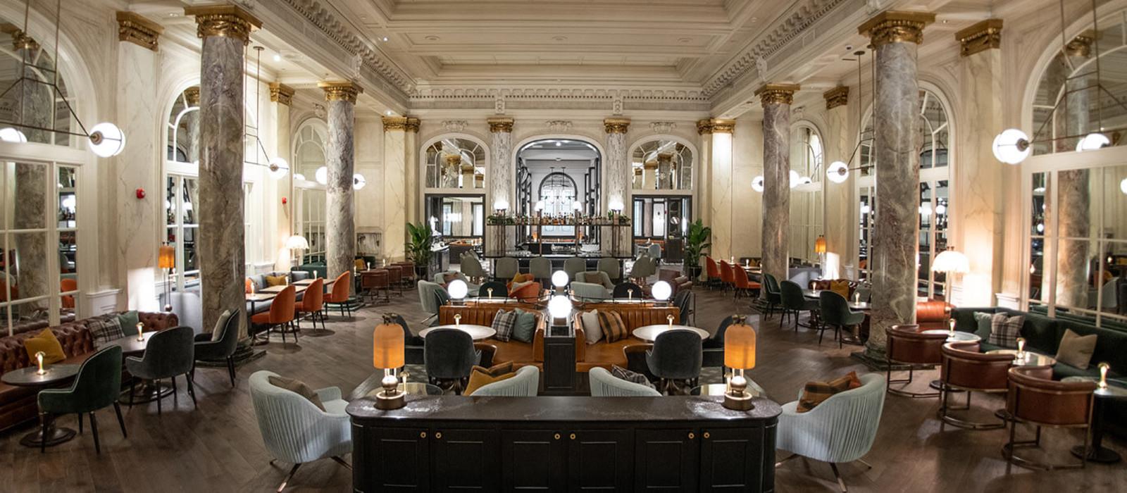 Hotel Fairmont Palliser Kanada