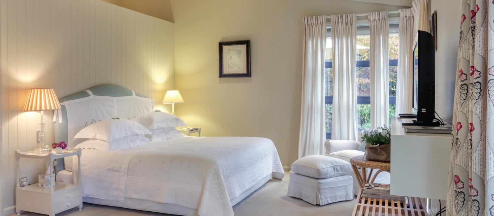 Hotel Edenhouse Lodge Neuseeland