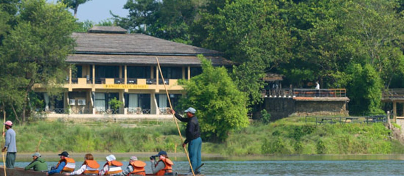 Hotel Jungle Villa Resort Nepal
