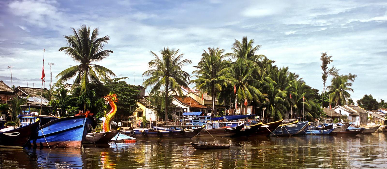 Hotel Gecko Eyes Kreuzfahrten Vietnam