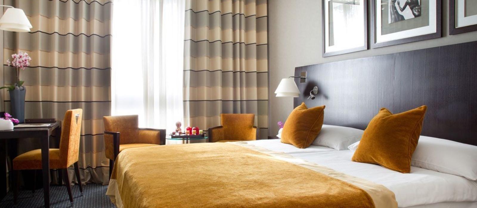 Hotel Hôtel Auteuil %region%