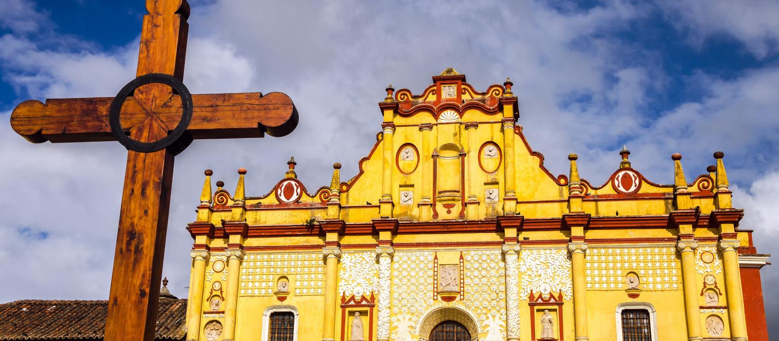 Reiseziel San Cristóbal de las Casas Mexiko