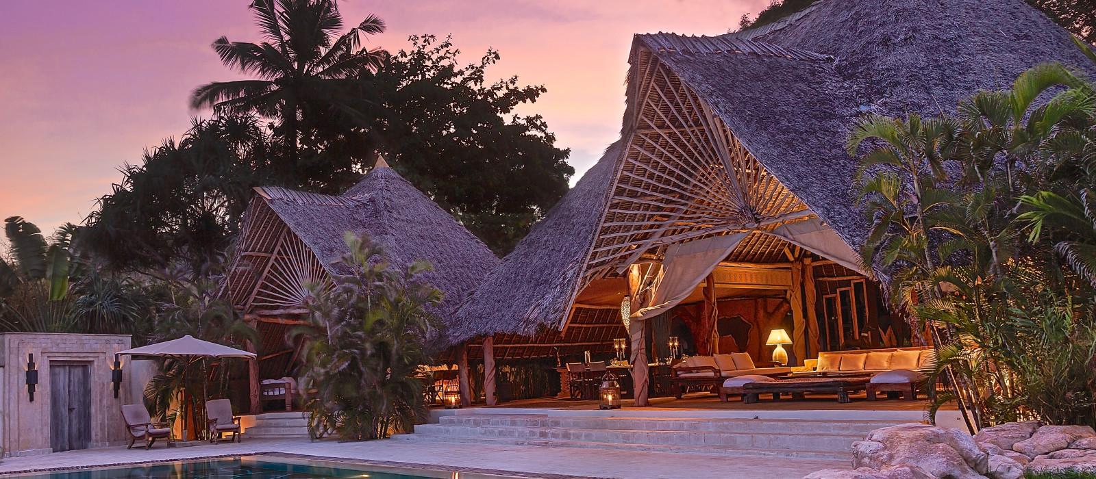 Hotel Alfajiri Villas Kenya
