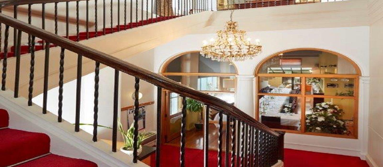 Hotel  d'Urville Neuseeland