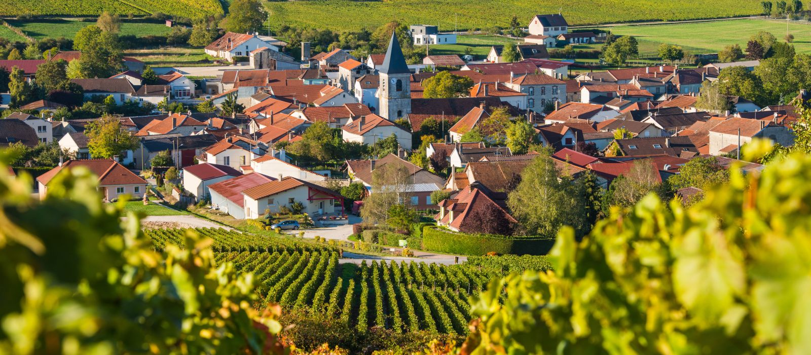 Destination Champagne Region France