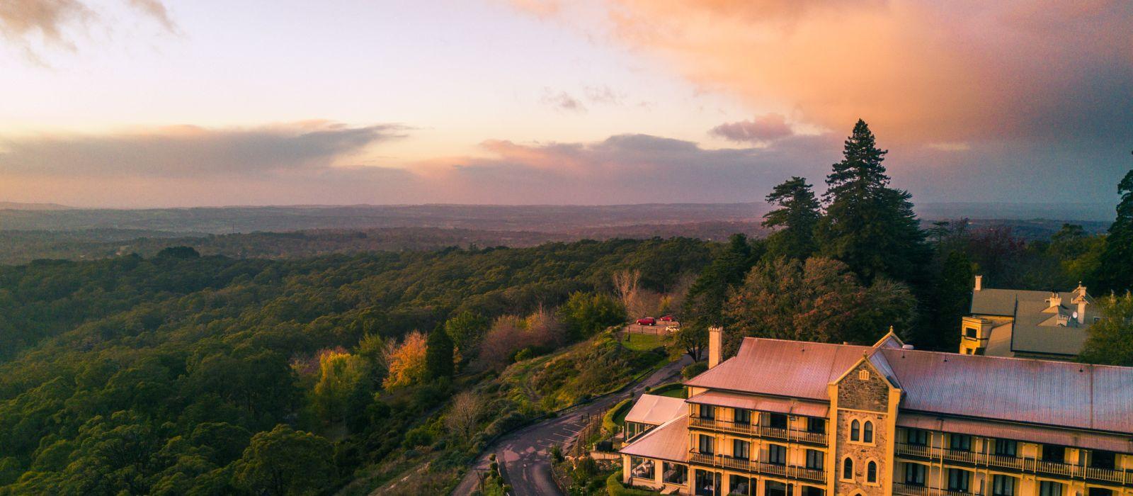 Hotel Mt. Lofty House Australien