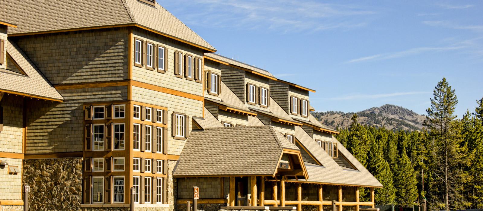 Hotel Canyon Lodge and Cabins USA