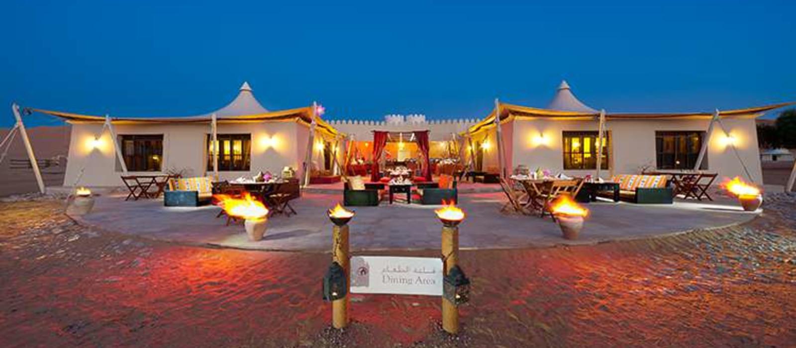 Hotel Desert Nights Camp Oman