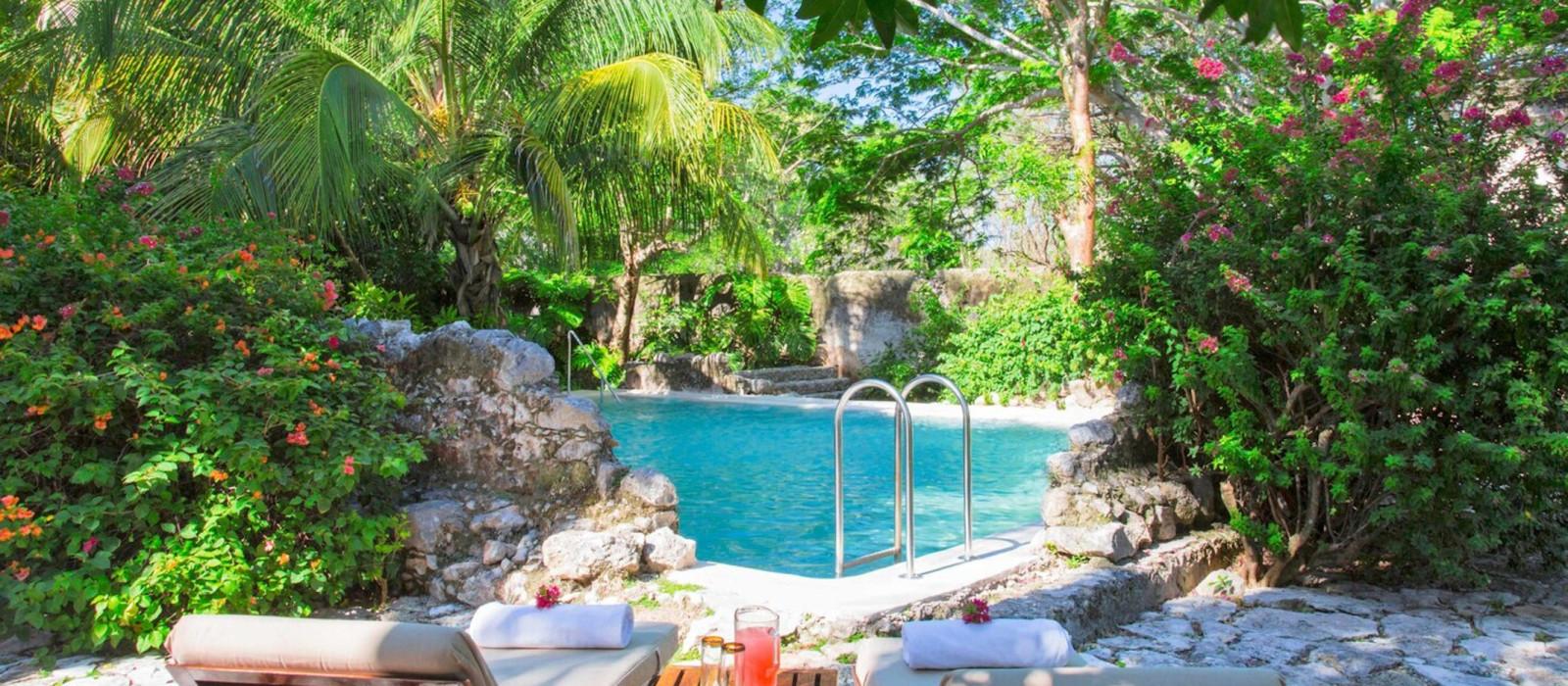 Hotel Hacienda San Jose Mexiko