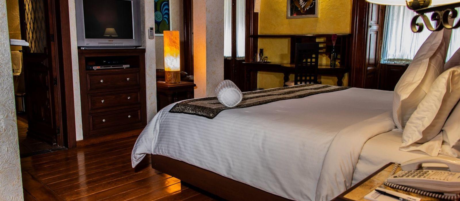 Hotel Casona de la China Poblana Mexiko