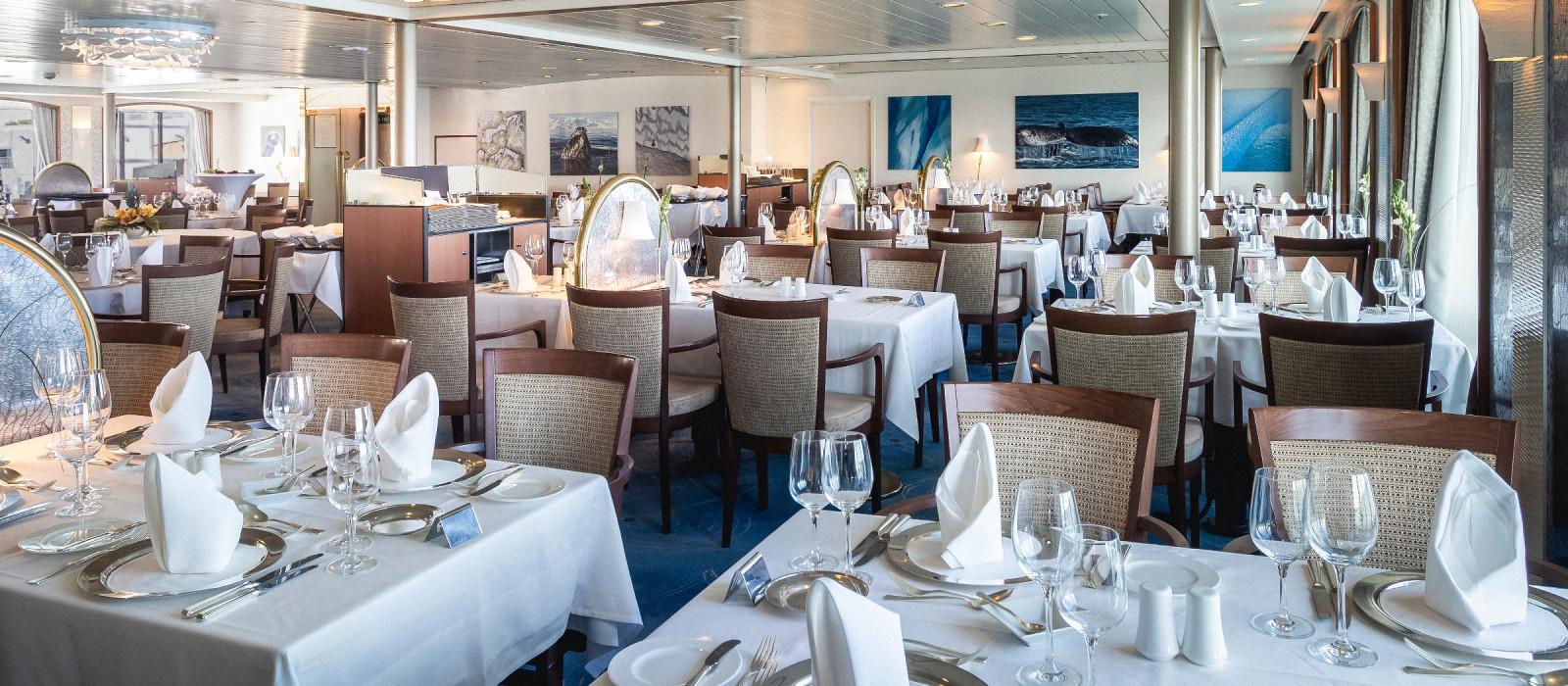 Hotel Seaventure by Polar Latitudes Antarctica