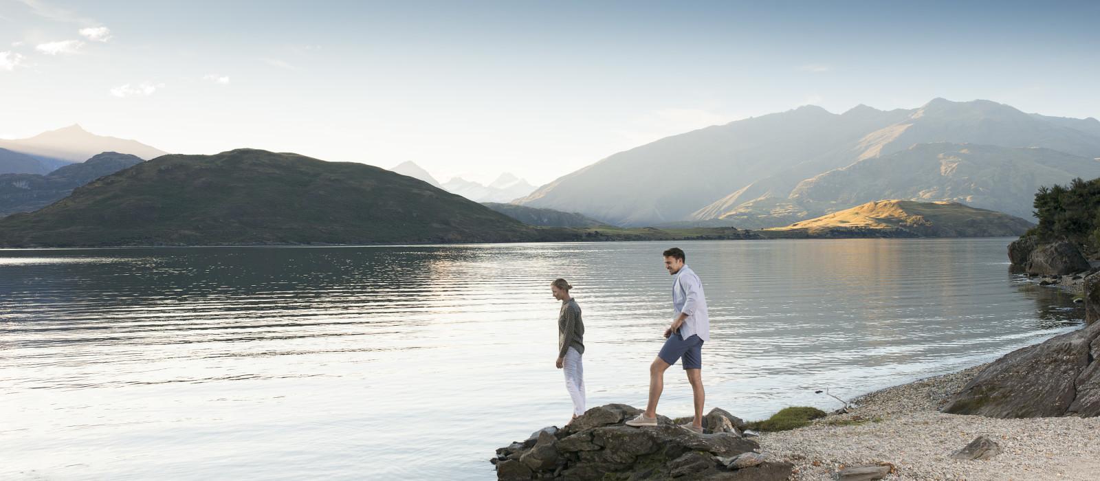 Hotel Tin Tub Luxury Lodge New Zealand