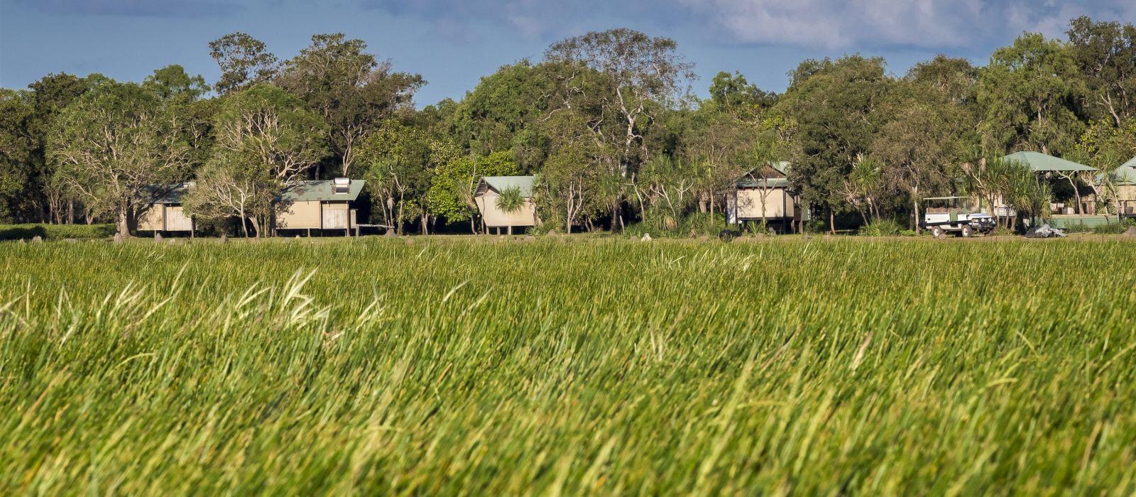 Hotel Bamurru Plains Australien
