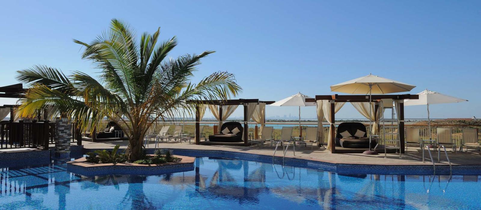 Hotel Radisson Blu , Abu Dhabi Yas Island Vereinigte Arabische Emirate