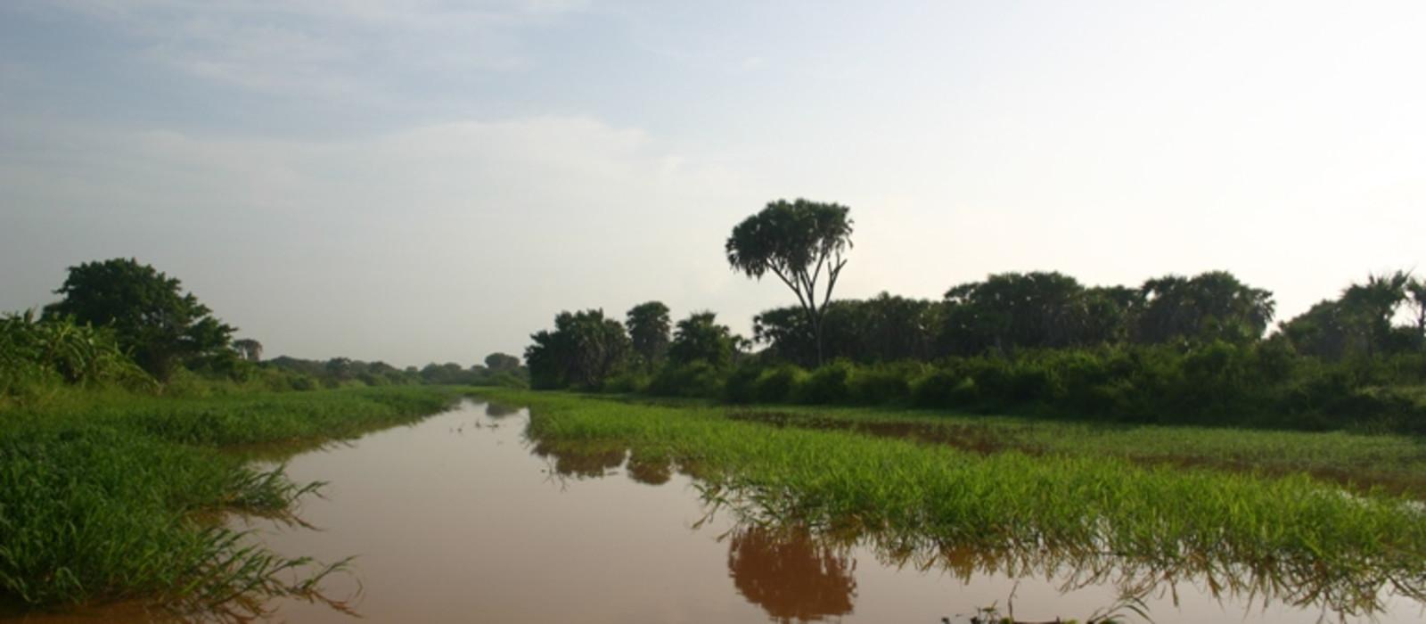 Reiseziel Tana Delta Kenia
