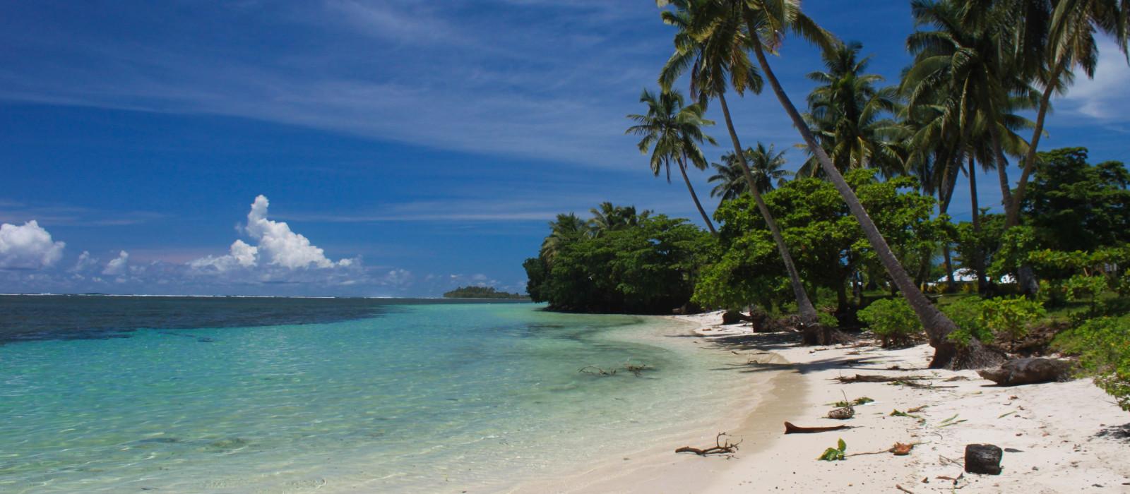 Destination Savaii Island Samoa