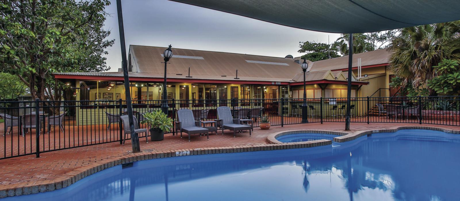 Hotel Kimberley  Australia