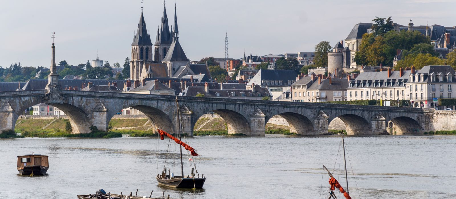 Destination Loire Valley France