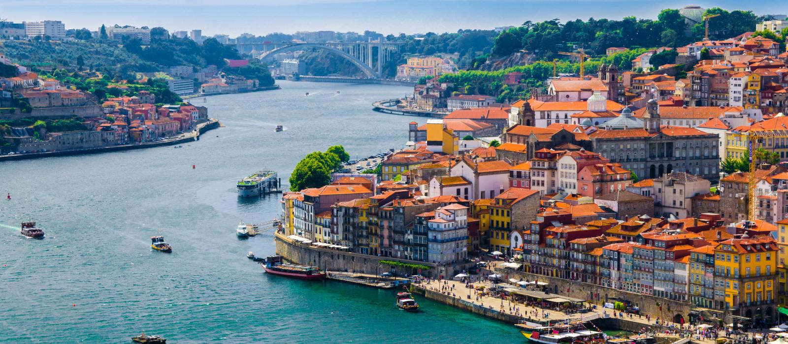 Reiseziel Porto in Portugal