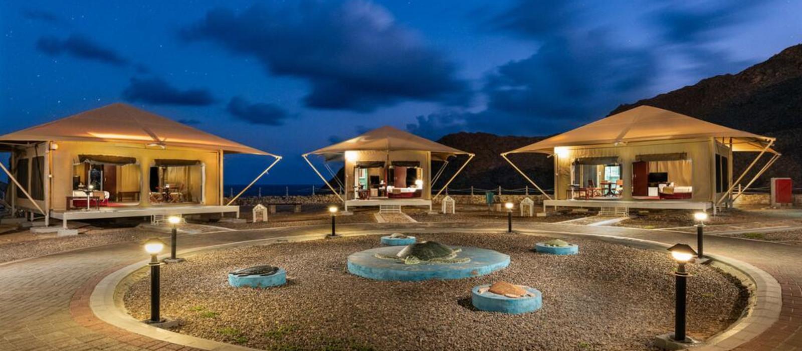 Hotel Ras Al Jinz Turtle Reserve Oman