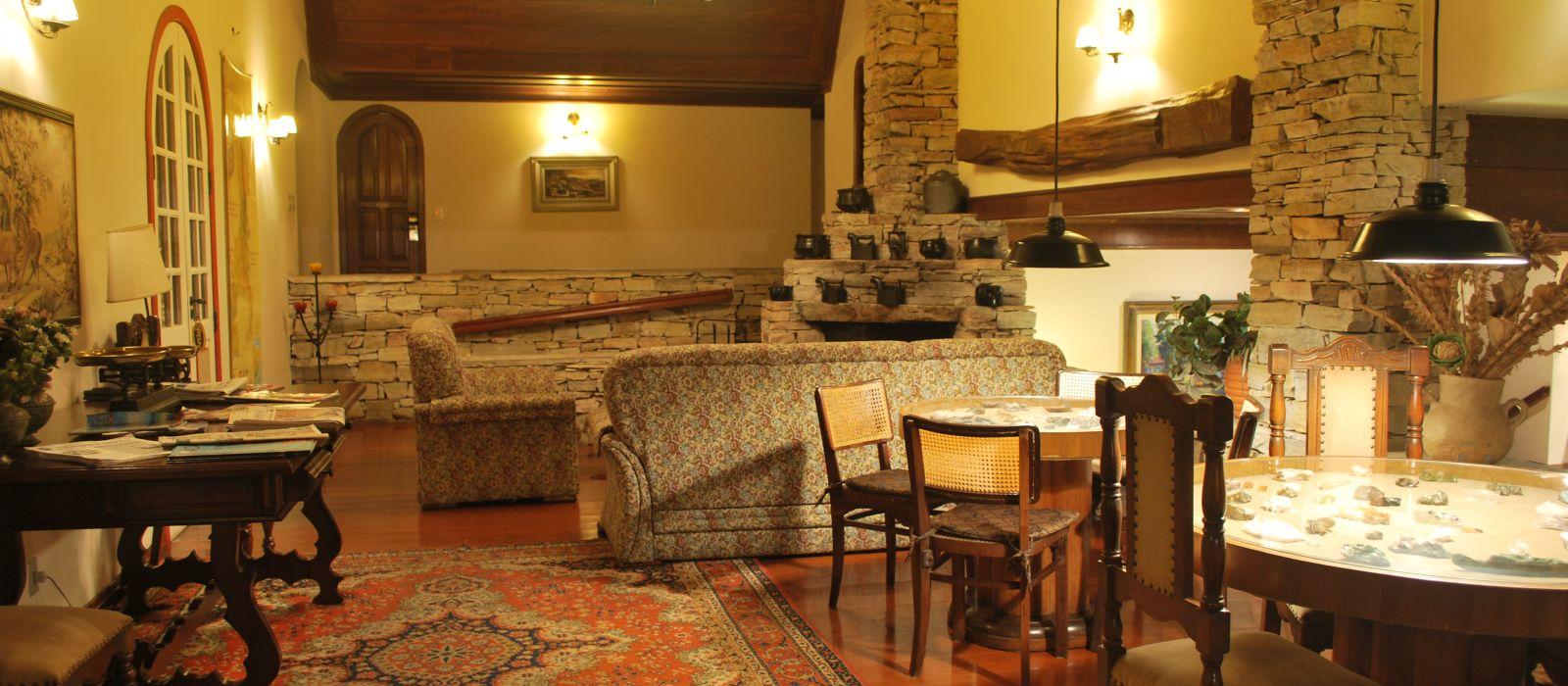 Hotel  Pousada do Arcanjo Brasilien