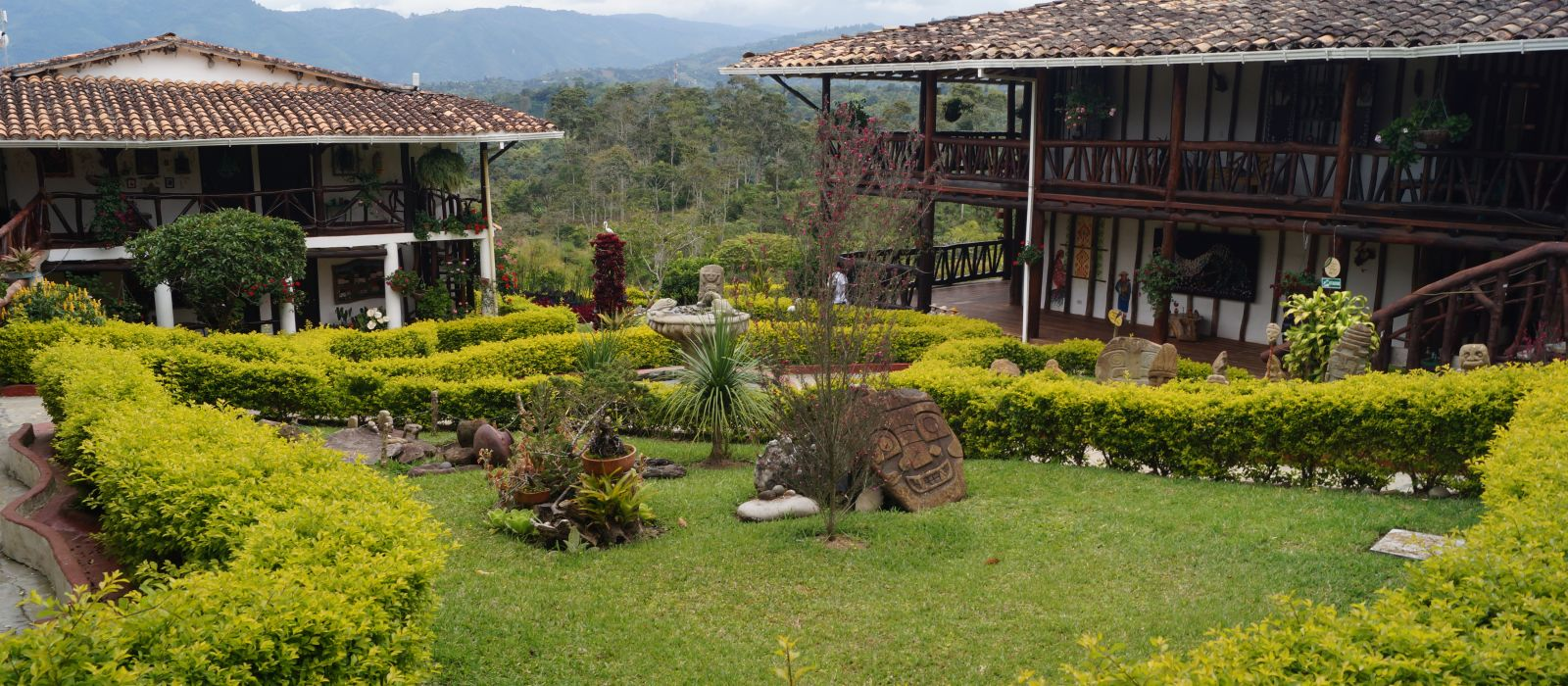 Hotel Akawanka Lodge Kolumbien