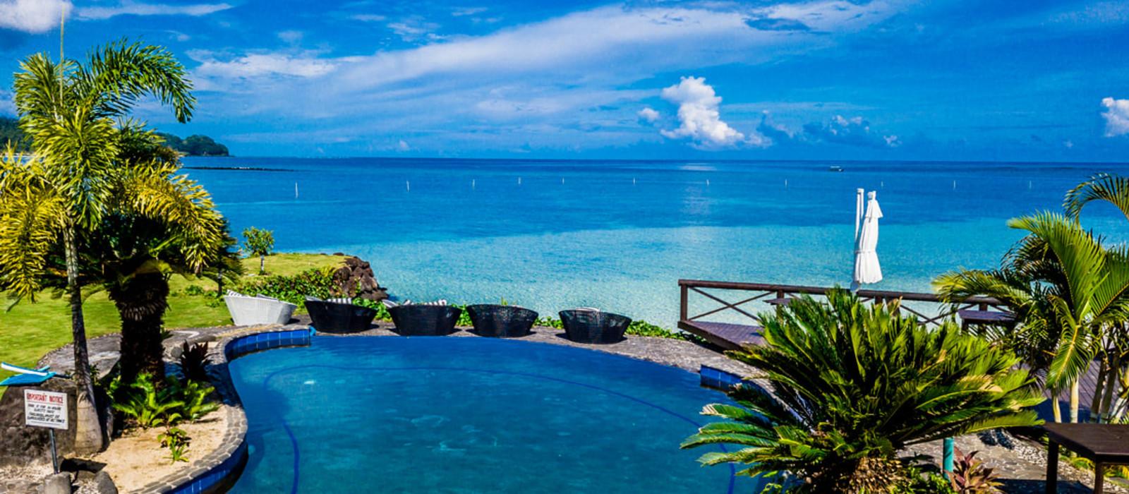 Hotel Le Lagoto Beach Resort Samoa