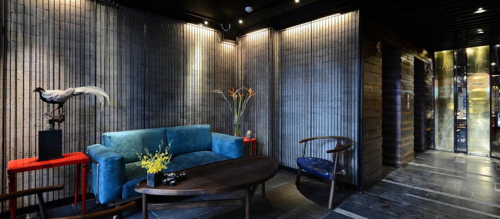 Hotel The Chi Boutique  Hanoi Vietnam