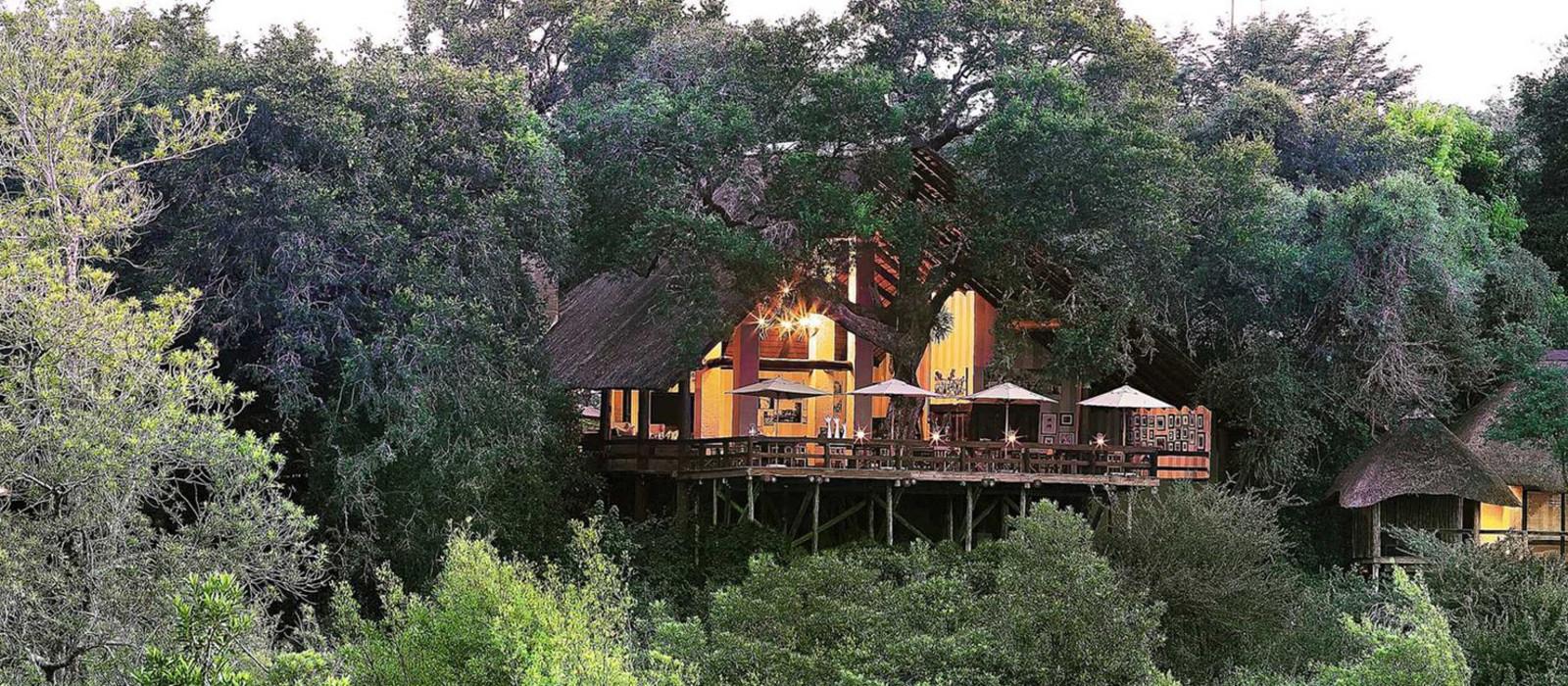 Hotel Londolozi Varty Camp South Africa
