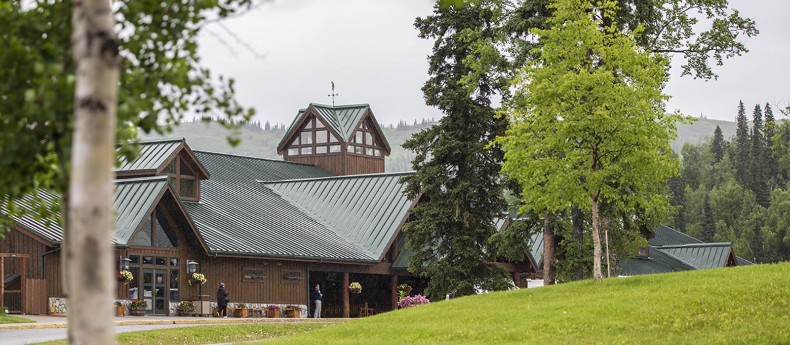 Hotel Mt. McKinley Princess Wilderness Lodge Alaska