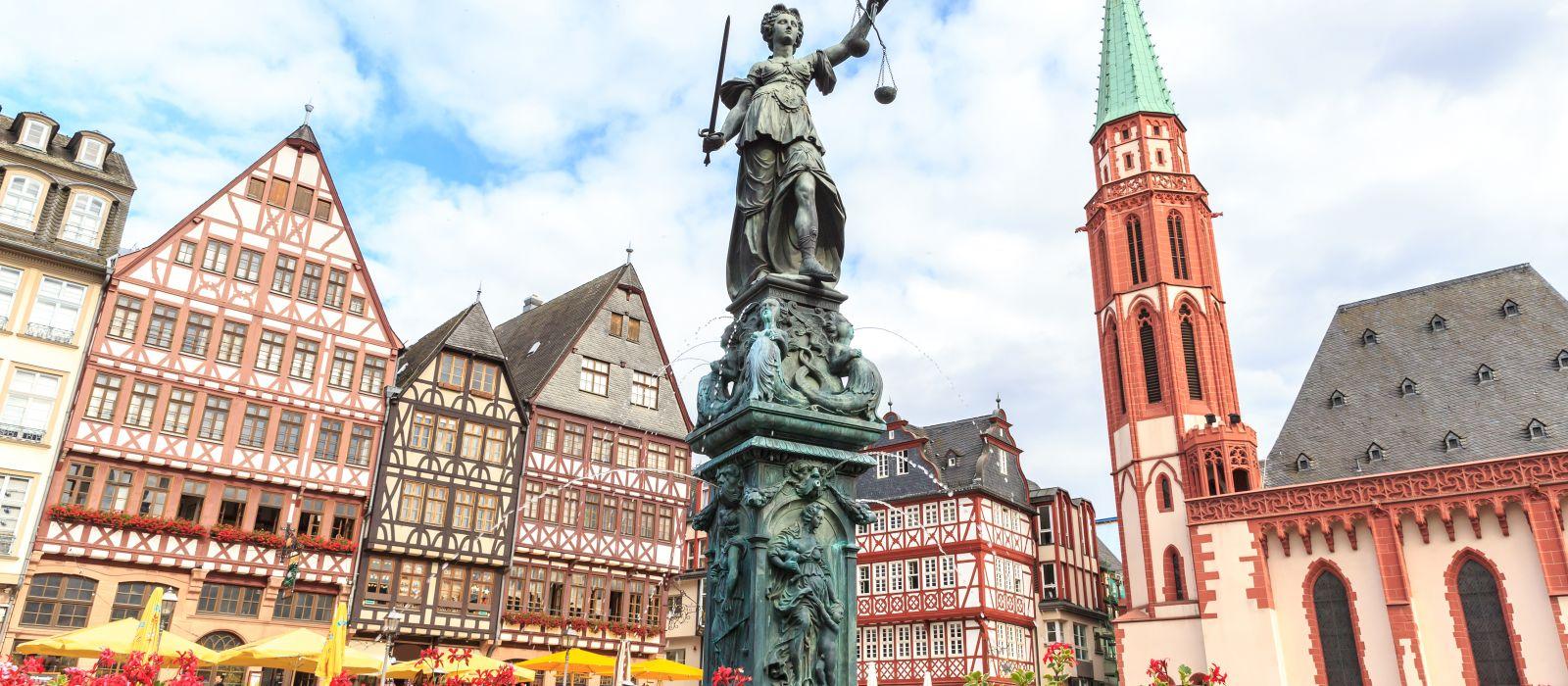 Destination Frankfurt Germany