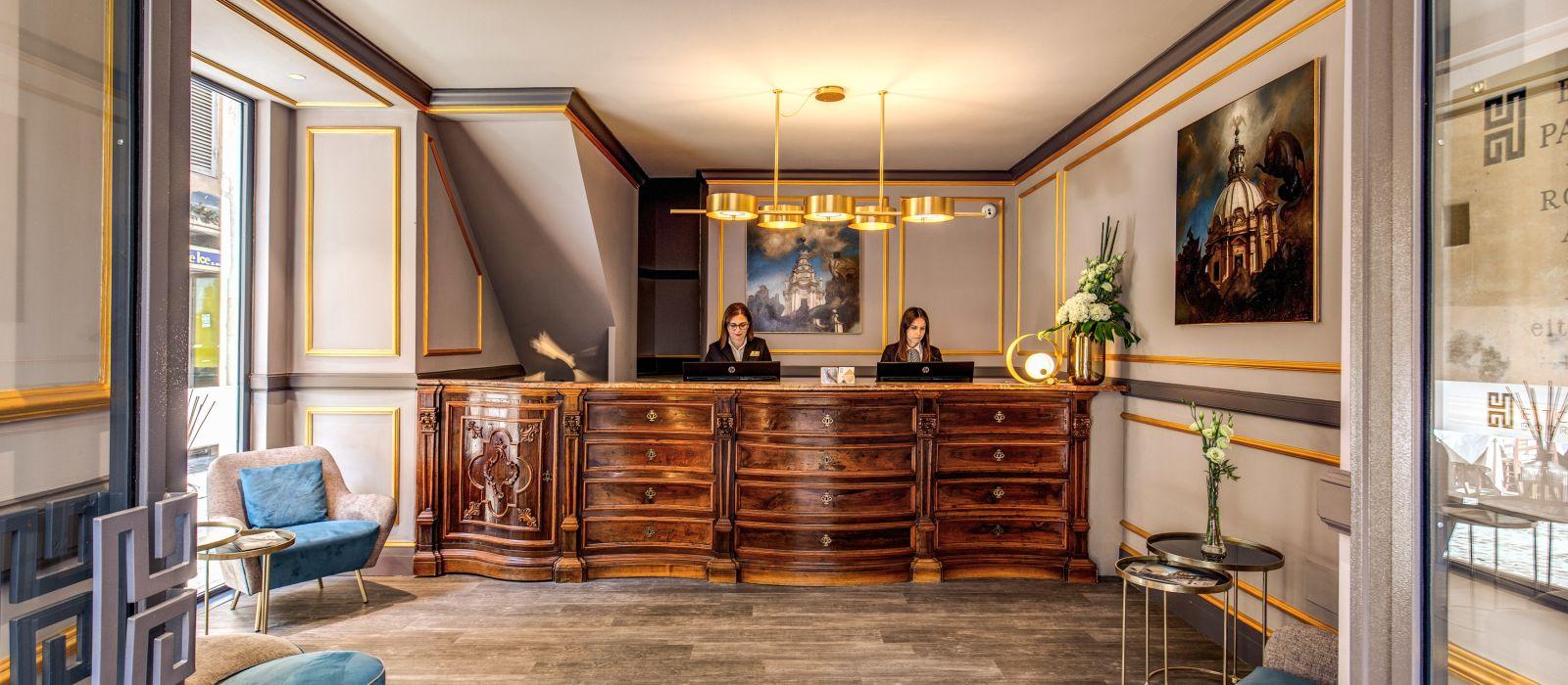 Hotel Eitch Borromini  Italy