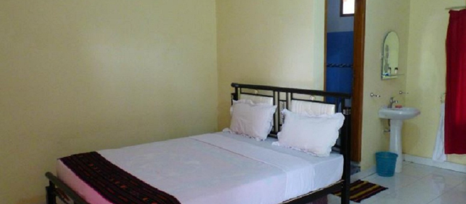 Hotel Silverin  Bajawa Indonesien