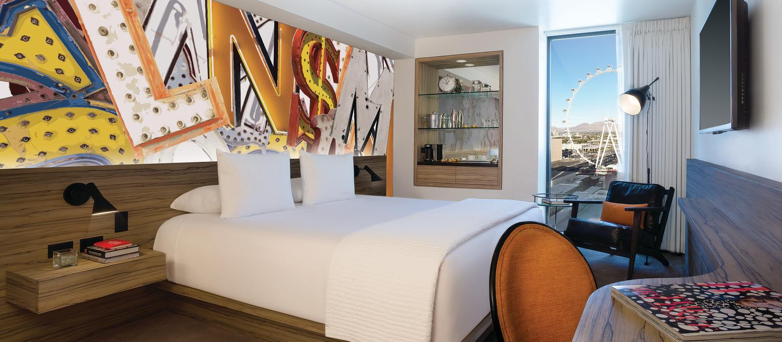 Hotel The LINQ  USA