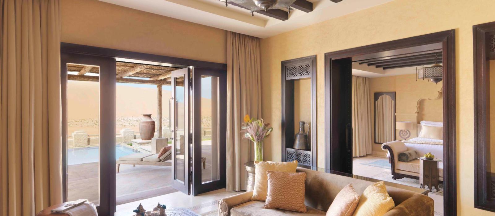 Hotel Qasr Al Sarab Desert Resort by Anantara Vereinigte Arabische Emirate