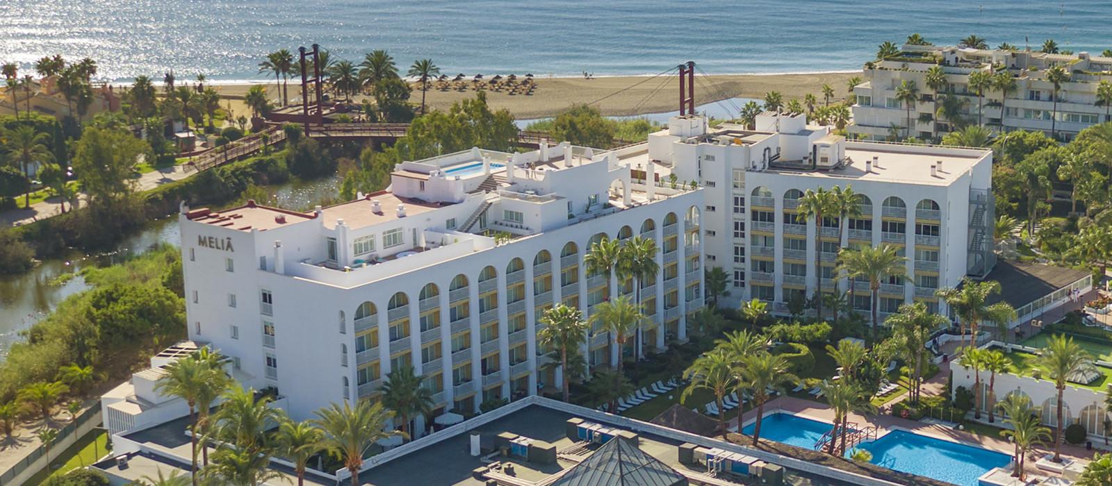 Hotel Melia Marbella Banús Spain