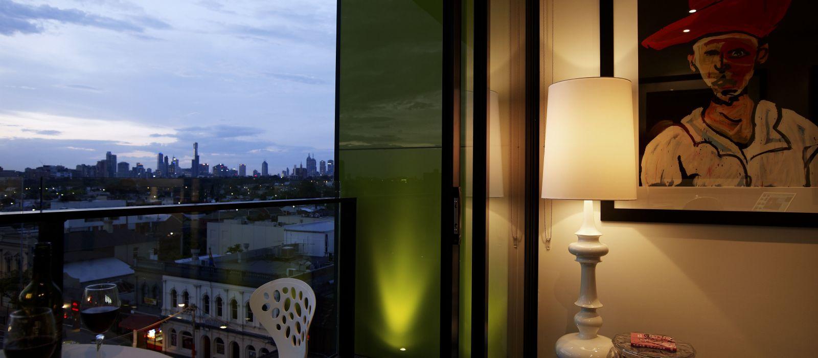 Hotel Art Series – The Cullen Australien