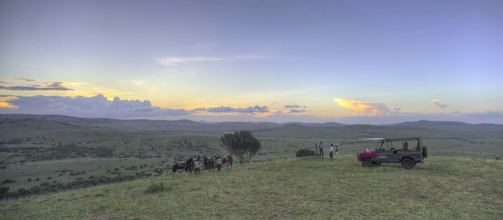Reiseziel Laikipia Borana Kenia