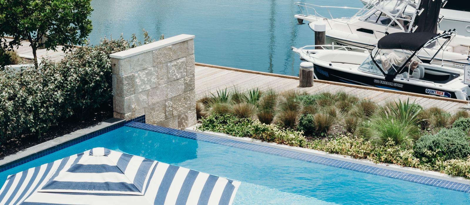 Hotel Anchorage Port Stephens Australien