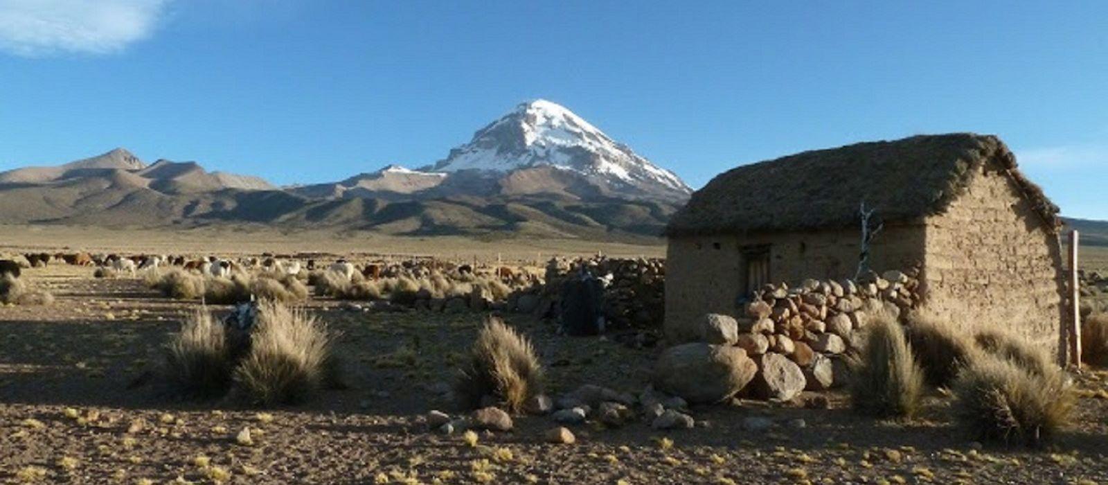 Hotel Tomarapi Eco Lodge Bolivien