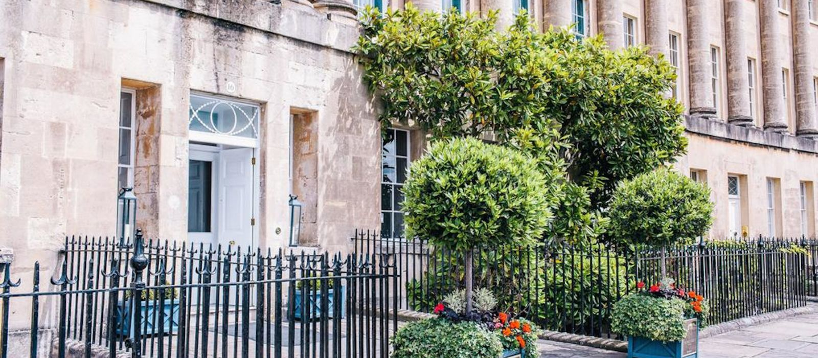 Hotel The Royal Crescent  & Spa UK & Ireland
