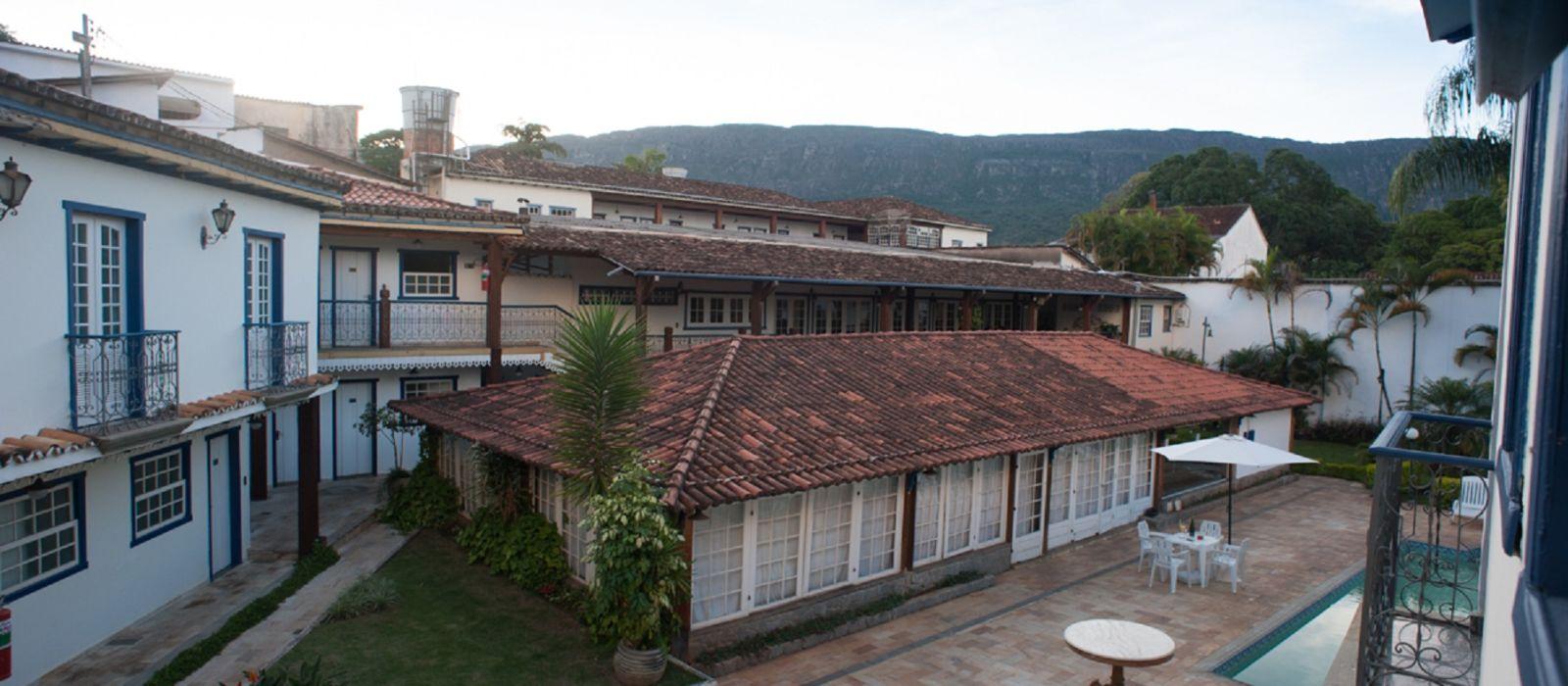 Hotel Mae D'Agua Brasilien