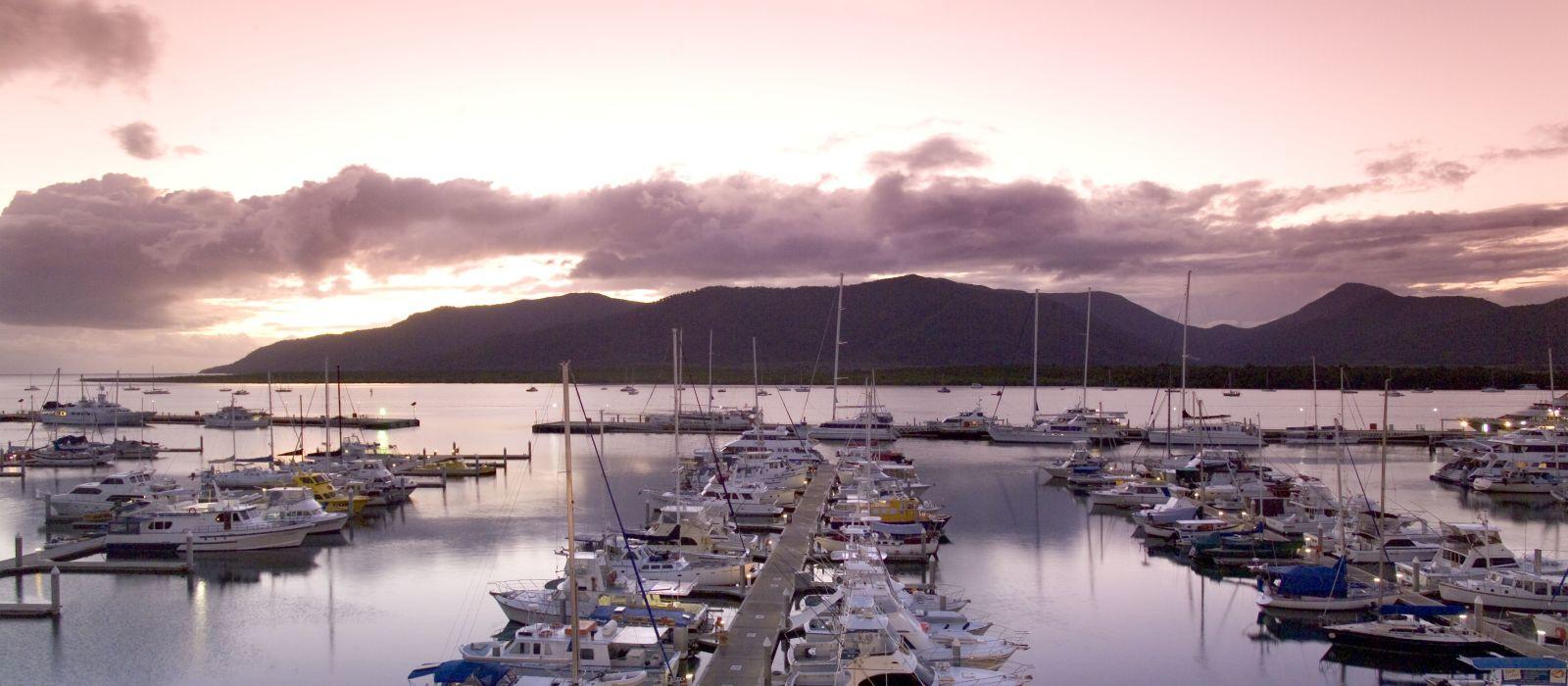 Hotel Shangri-La , The Marina, Cairns Australien