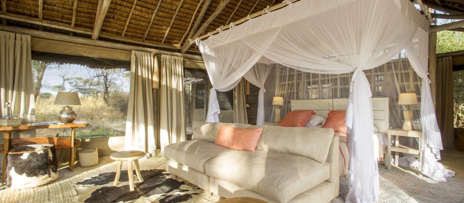 Hotel Kuro Tarangire Tansania